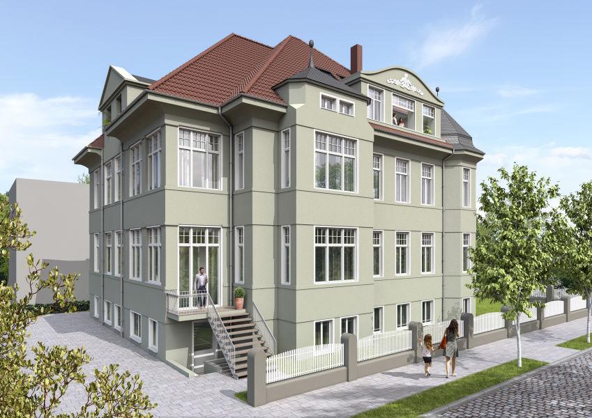 Schöne exklusive Wohnlage am Schillerplatz